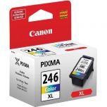 Cartouche d'encre Couleurs d'origine OEM Haut Rendement Canon CL-246XL (PG246XL)