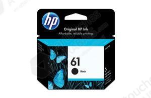 Cartouche d'encre Noir d'origine OEM Vivera Hewlett Packard CH561WN (HP 61)