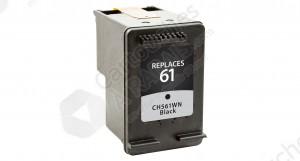 Cartouche d'encre Noir Réusinée HP 61, CH561WN