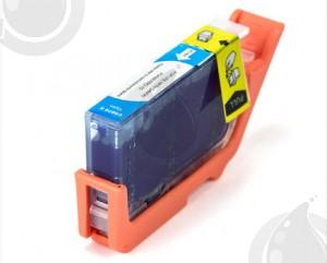 Cartouche Cyan Compatible Canon PGI72 pour Imprimante Pixma PRO-10