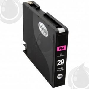 Cartouche Magenta Photo Compatible Canon PGI29PM pour Imprimante Pixma Pro-1