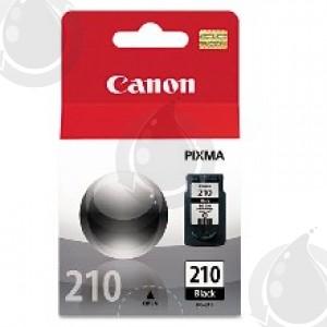 Cartouche d'encre Noir d'origine OEM Canon PG210