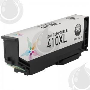 Cartouche d'encre Noir PHOTO Compatible Epson 410 XL (T410XL120) Haut Rendement