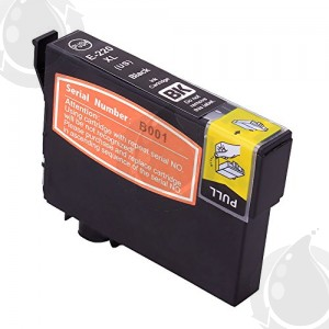 Cartouche d'encre Noir Compatible Epson 220XL - T220XL120 Haut Rendement