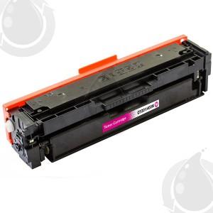 Cartouche Toner Laser Magenta Compatible Hewlett Packard CF403X (HP 201X) Haut Rendement