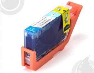 Cartouche Photo Cyan Compatible Canon PGI72 pour Imprimante Pixma PRO-10
