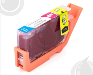 Cartouche Photo Magenta Compatible Canon PGI72 pour Imprimante Pixma PRO-10