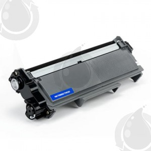 Cartouche Toner Laser Noir Compatible Brother TN660 Haut Rendement