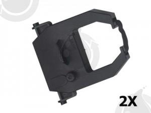 Rubans Amano CE-315151 Noir , (paquet double)