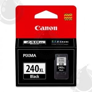 Cartouche d'encre Noir d'origine OEM Haut Rendement Canon PG-240XL (PG240XL)