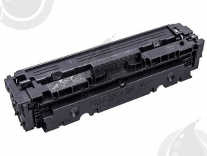 Cartouche Toner Laser Noir Réusinée Hewlett Packard CF410X (HP 410X) Haut Rendement
