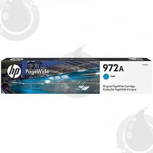 Cartouche d'encre Originale OEM HP 972A L0R86AN - Cyan